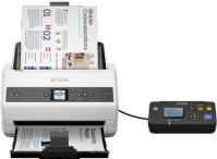 Epson Workforce DS-870N Scanner
